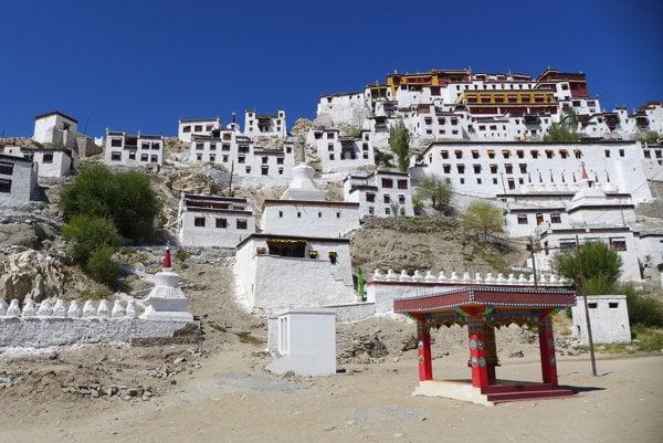 Kláštory v Ladaku