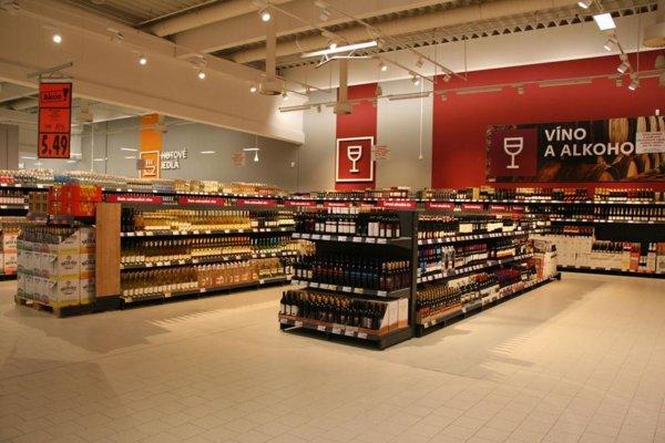Predajňa Kaufland, Bratislava – Nové Mesto