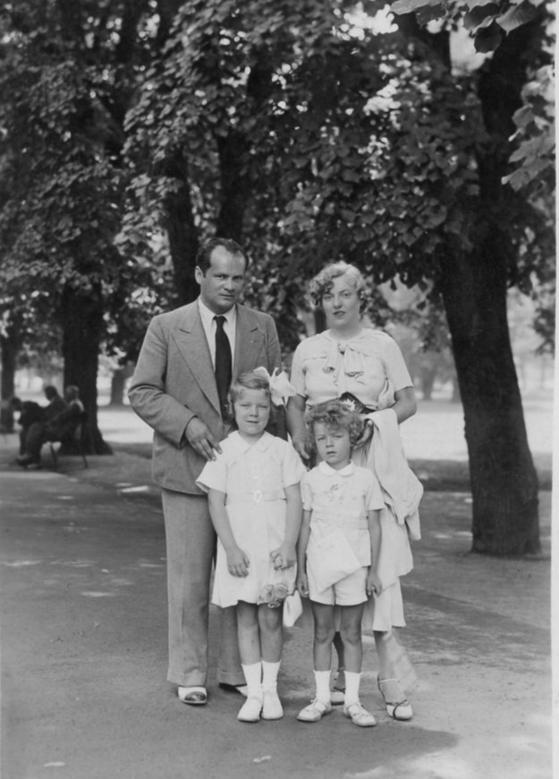 Rodina Imrichovi Karvašovi dodávala silu aj optimizmus.
