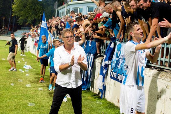 Nováčik pod vedením Ivana Galáda je aj v reprezentačnej prestávke na čele Fortuna ligy.