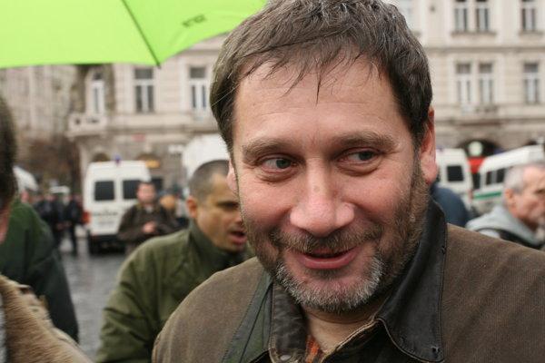 Herec Tomáš Töpfer.