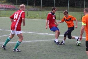 Zo zápasi I. ligy Oranjes vs. Euroteam