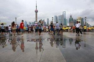 Šanghaj.