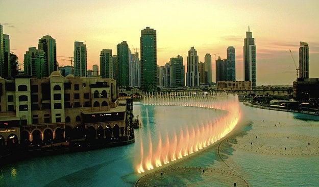 Spoznajte Dubaj.
