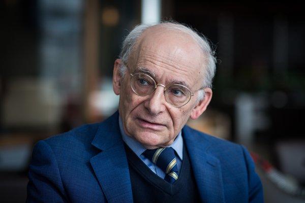 Kanadský právnik David Matas.