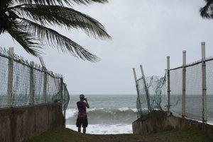 V Portoriku sa pripravujú na príchod hurikánu Irma.