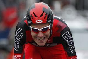 Brent Bookwalter z tímu BMC Racing.