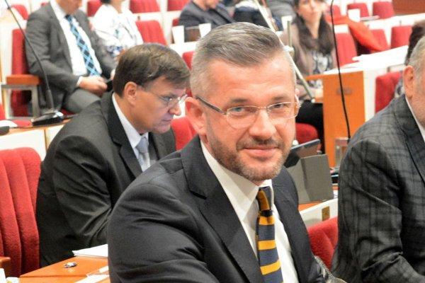 Miroslav Špak.