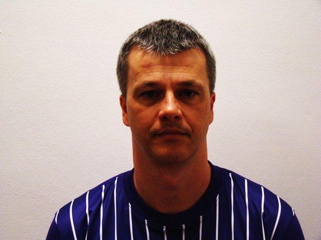 Tréner OŠK Svätý Peter István Gyurenka