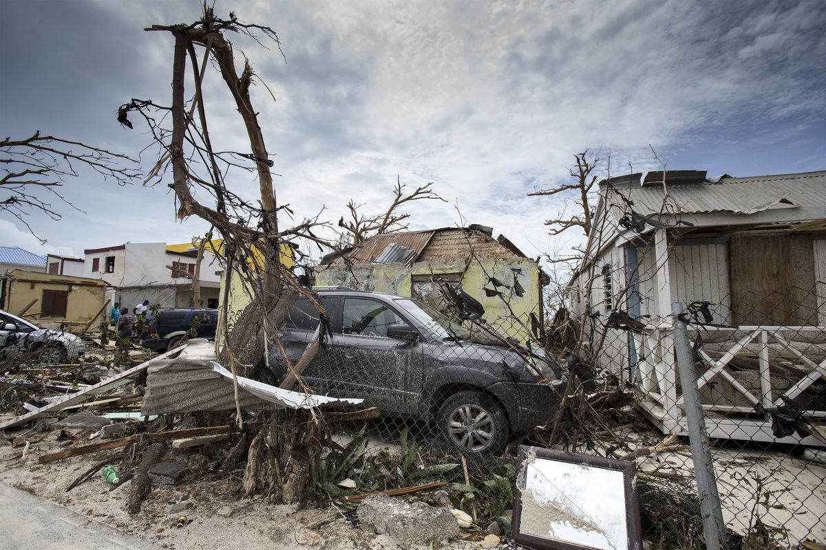 Prežili hurikán Irma: Je tu vôbec niekto, kto neprišiel o dom?