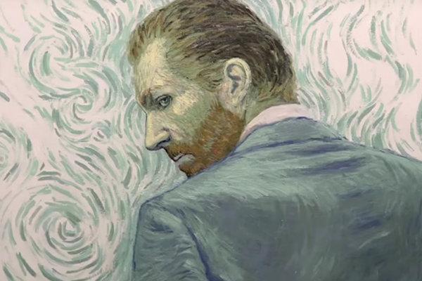 Loving Vincent, prvý maľovaný film.