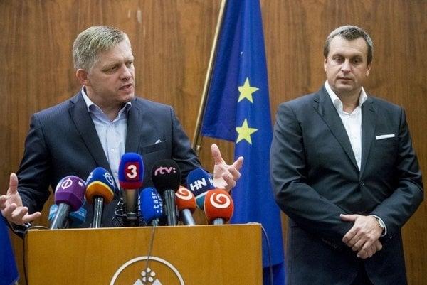 Predseda SNS Andrej Danko si v koalícii oslabil pozíciu