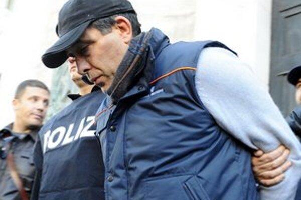 Niekdajší šéf neapolskej mafie Camorra Salvatore Russo.