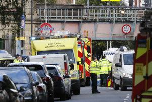 Polícia aj záchranári na miesto dorazili takmer okamžite.