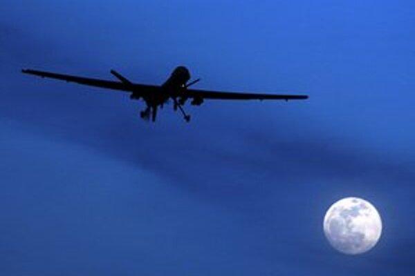 USA využívajú pri útokoch bezpilotné lietadlá.