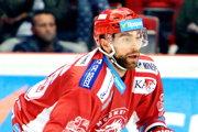 Tomáš Marcinko je najproduktívnejším hokejistom v českej Extralige.
