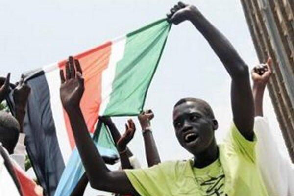 Južní Sudánčania.