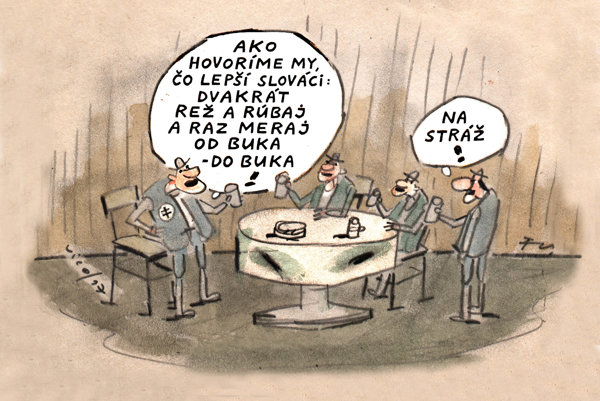 Tak hovoria lepší Slováci (Vico)