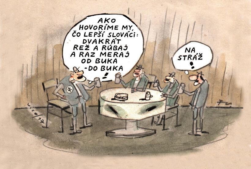 Tak hovoria lepší Slováci (Vico) 19. september