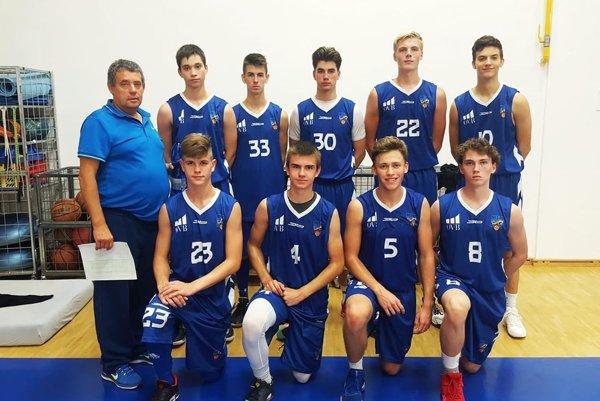 Kadeti BKM SPU Nitra boli úspešní na turnaji v Kyjove.