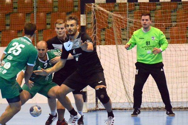 Martinčania v 1. kole Slovenského pohára vyradili extraligový Hlohovec a postúpili do štvrťfinále.