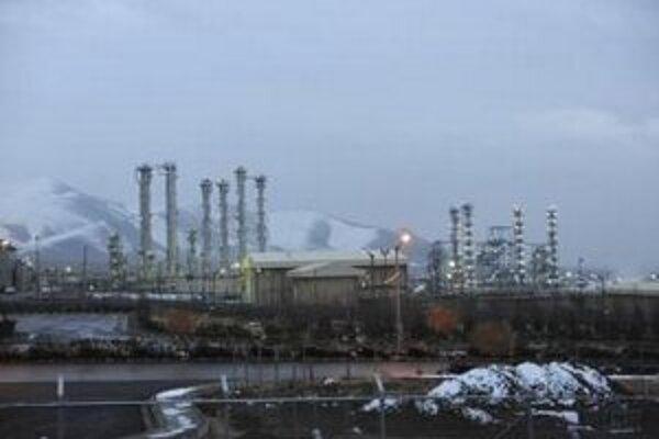 Atómový reaktor v Araku.