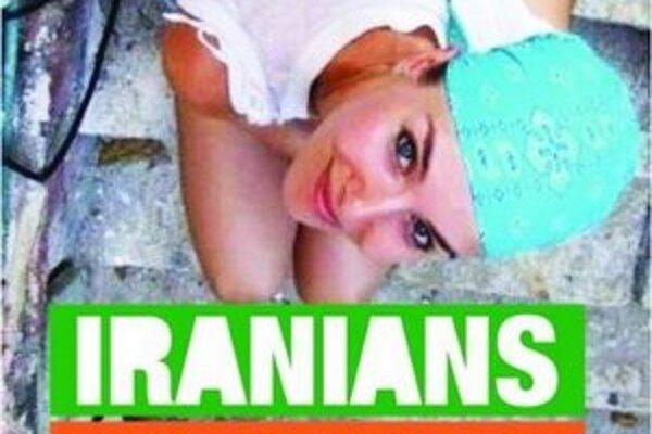 Milujeme vás, odkazujú Izraelčania do Iránu.