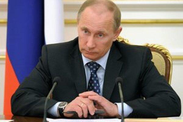 Putin vytiahol súťaže ako z čias socializmu.