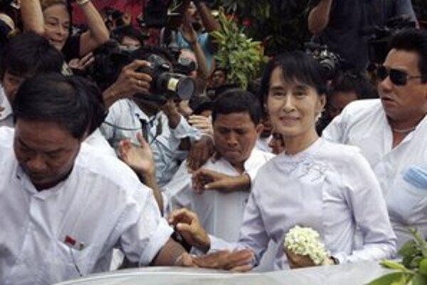 Su Ťij dostala vo svojom obvode 90 percent hlasov.