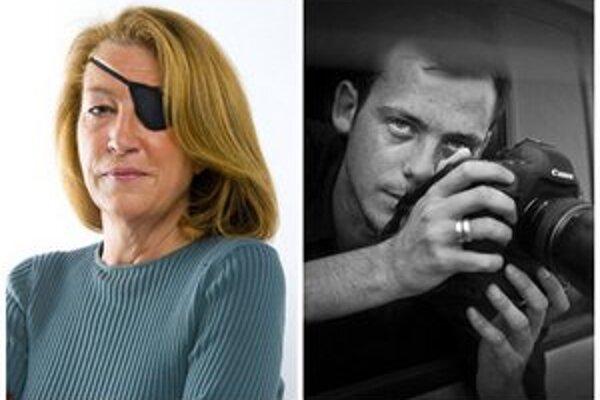 Marie Colvin a Remi Ochlik zahynuli v Sýrii.
