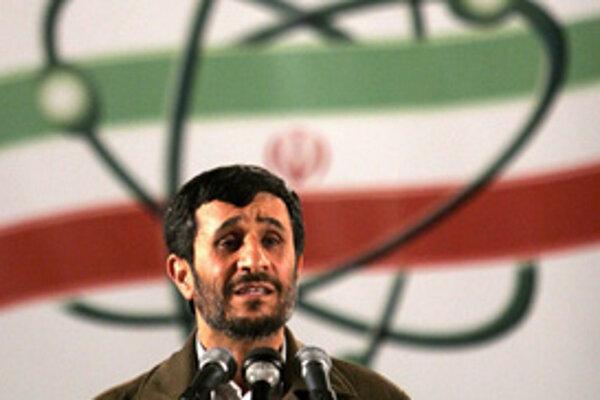 Mahmúd Ahmadínedžád.