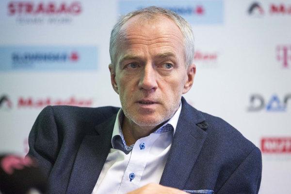 Generálny sekretár SOV Jozef Liba.