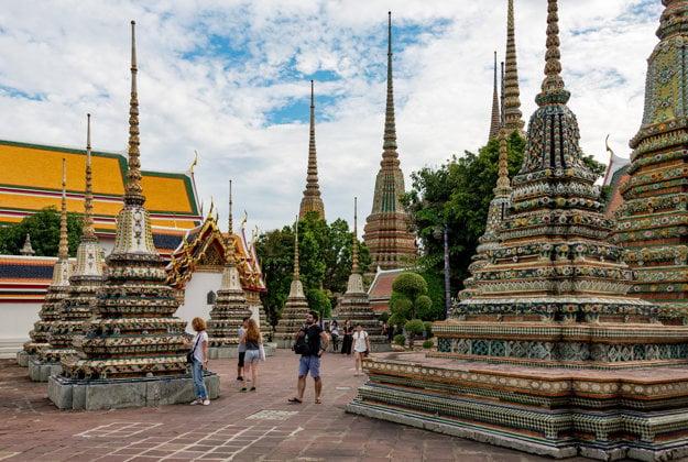 Bangkok má výraznú príchuť tradícií.