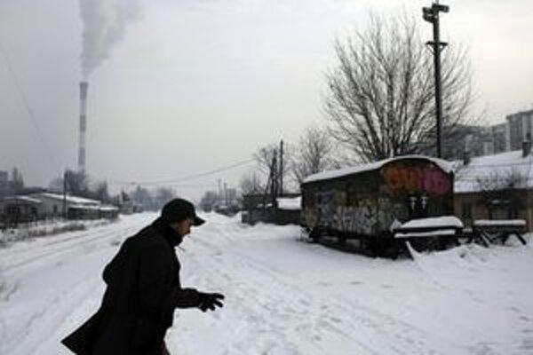 V niektorých častiach Srbska klesli teploty až na mínus 27 stupňov.