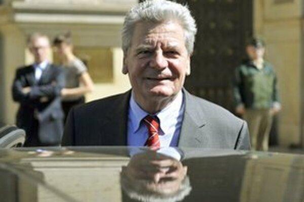Joachim Gauck.