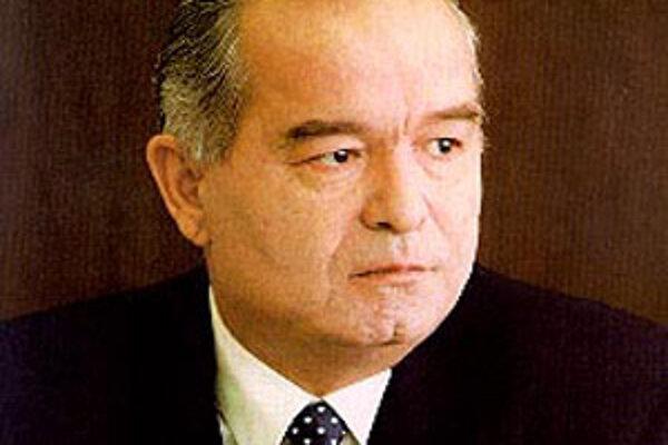Obid-kori Nazarov kritizoval kroky vlády Islama Karimova (na snímke).