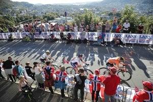 Fanúšikovia boli ozdobou MS v Bergene.