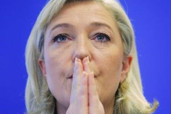 Marie Le Penová.