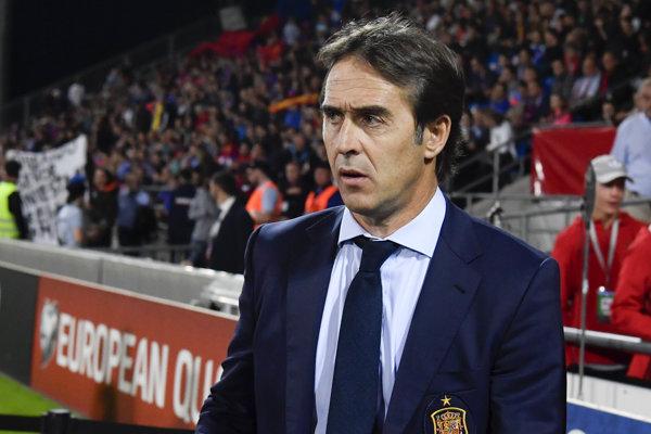Tréner Julen Lopetegui sklamal niektoré futbalové hviezdy.