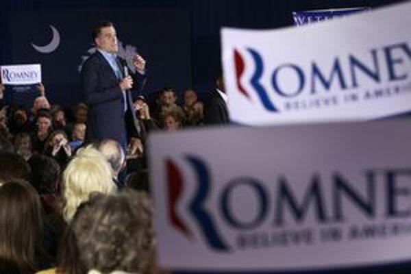 Romney už vyhral primárky v štátoch Iowa a New Hampshire.