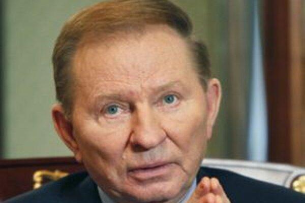 Leonid Kučma.