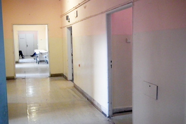 Geriatrické oddelenie bude v priestoroch bývalého kožného oddelenia.