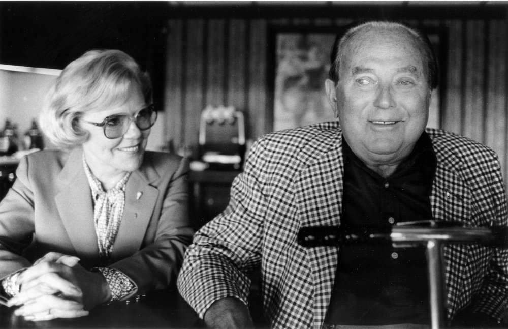 Osudovú lásku Ray Kroc našiel až v strednom veku v podobe sebavedomej Joan.