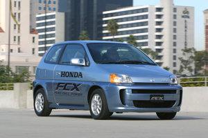 Honda FCX-V4