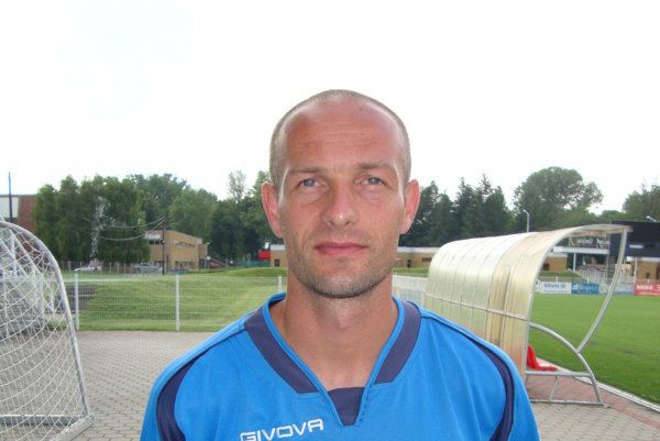 Mládežnícky tréner Peter Petrán.