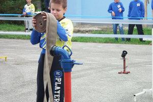 Detská súťaž v Púchove.