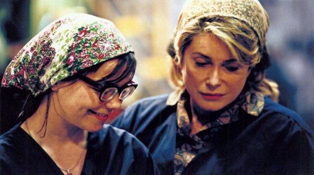 Vo filme Tanečnica v tme hrá Björk s Catherine Deneuve.