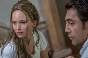 Jennifer Lawrence a Javier Bardem vo filme matka!