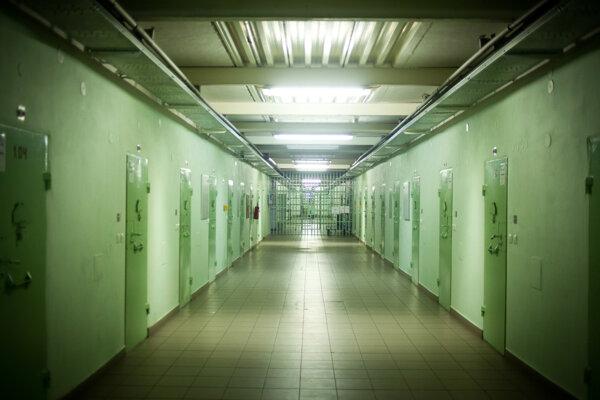 Oddelenie doživotných trestov v ústave na výkon trestu odňatia slobody v Ilave.
