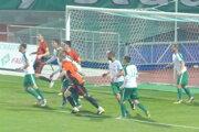 Slovnaft cup: MFK SKalica - MFK Ružomberok